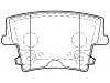Brake Pad Set:5142560AA