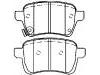Brake Pad Set:68211493AA
